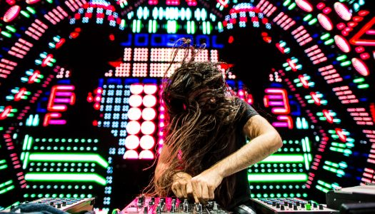 """Bassnectar Announces """"Freestyle Sessions,"""" 3-Night Run in Colorado"""