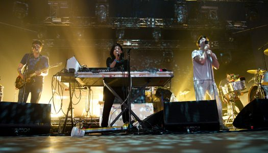 """LCD Soundsystem Will Release Two New Singles On """"Saturday Night Live"""" This Weekend"""