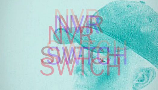 "casuaL x Spooky Ghost – ""NVR SWTCH"""