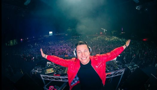 Tiësto Announces Massive Fourth of July Show on Governors Island