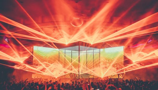 Eric Prydz' EPIC 5.0 is both Beautiful and Insane
