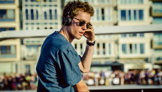 """Lost Frequencies Drops """"Here With You"""" Feat. Netsky [Exclusive Interview]"""