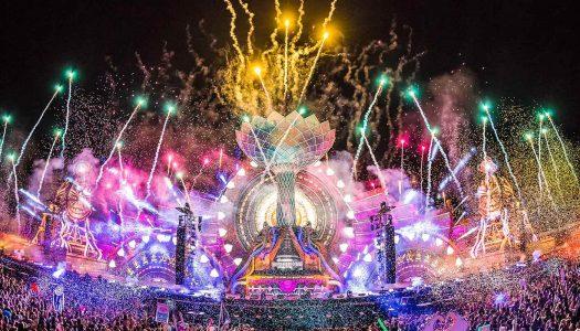 Watch EDC Las Vegas 2017 Live on Red Bull TV