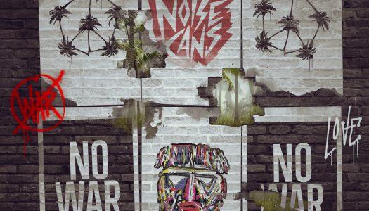 """Noise Cans – """"No War"""" (ft. Jesse Royal)"""