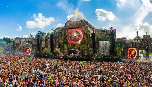 Tomorrowland Releases 2017 Live Stream Schedule
