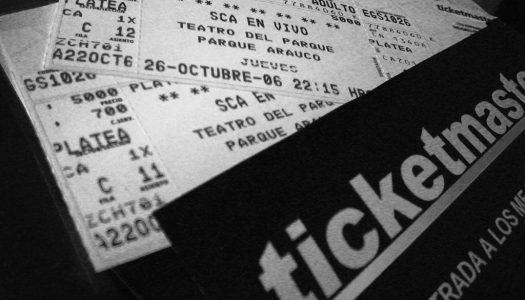 Ticketmaster Has Just Released a Ton of Free Tickets (Again)