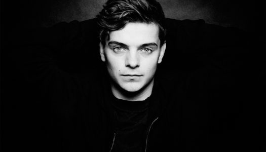 Martin Garrix Becomes Armani Exchange's Fashion Icon for Fall 2017 Collection