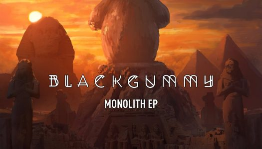 BlackGummy Drops Dark, Sinister Techno EP, 'Monolith'