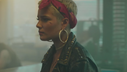 "Halsey Unveils Music Video for New Single ""Bad At Love"""