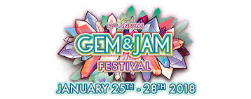 Gem and Jam Fest Announces Phase 1 of Lineup