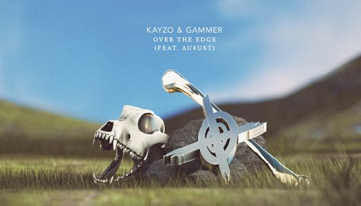 "Kayzo & Gammer (feat. AU8UST) – ""Over The Edge"""