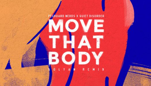 "Soltan Remixes ""Move That Body"" For Pegboard Nerds And Quiet Disorder"