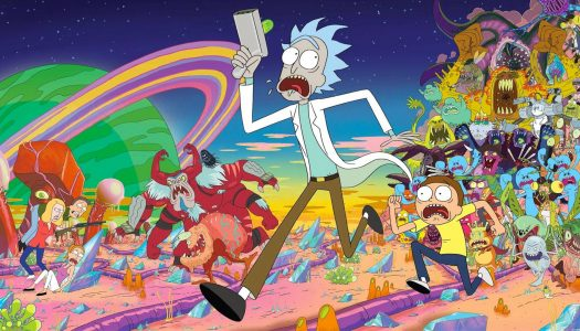 """Rameses B Drops Hysterical """"Remix"""" Of The 'Rick and Morty' Theme"""