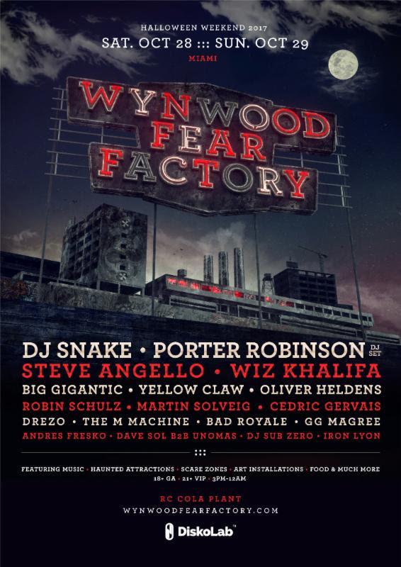 Wynwood Fear Factory