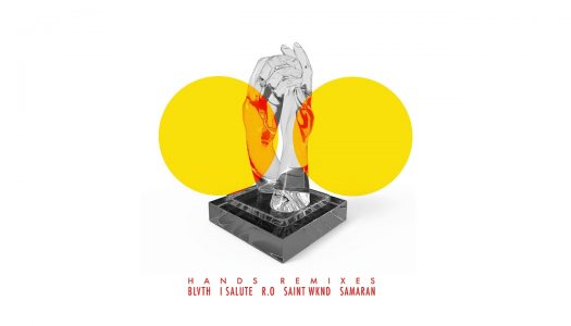 "Point Point – ""Hands"" (Remixes)"