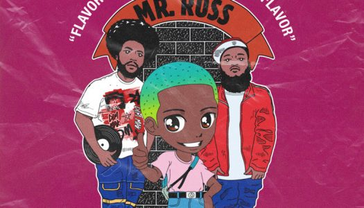 "Bok Nero – ""Mr. Ross"" (ft. Jahlil Beats)"