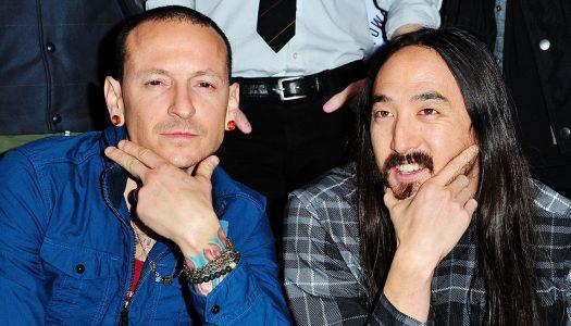 Steve Aoki Drops Linkin Park Remix Dedicated to Chester Bennington