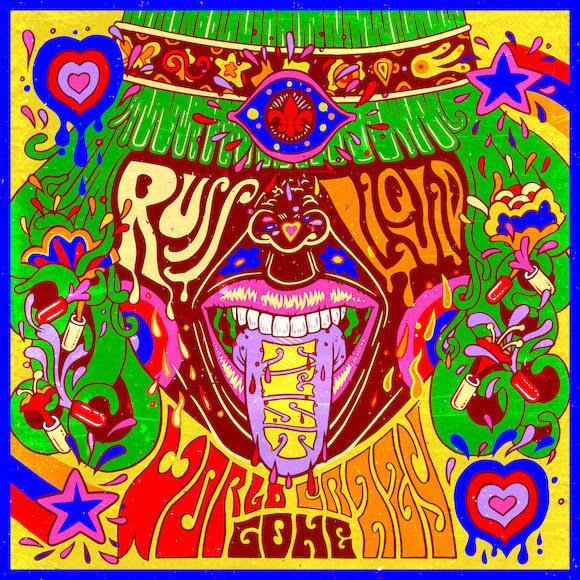 The Russ Liquid Test Unveil World Gone Crazy EP