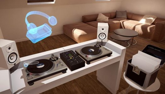 You Can Now Mix Vinyl in Virtual Reality