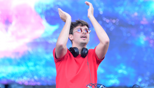 Flume Features New Music in Greenpeace Reef Video