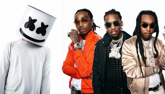 Preview Marshmello's Upcoming Track With Migos