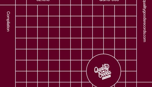 Quality Goods Records Releases New LP 'QGRC-003'