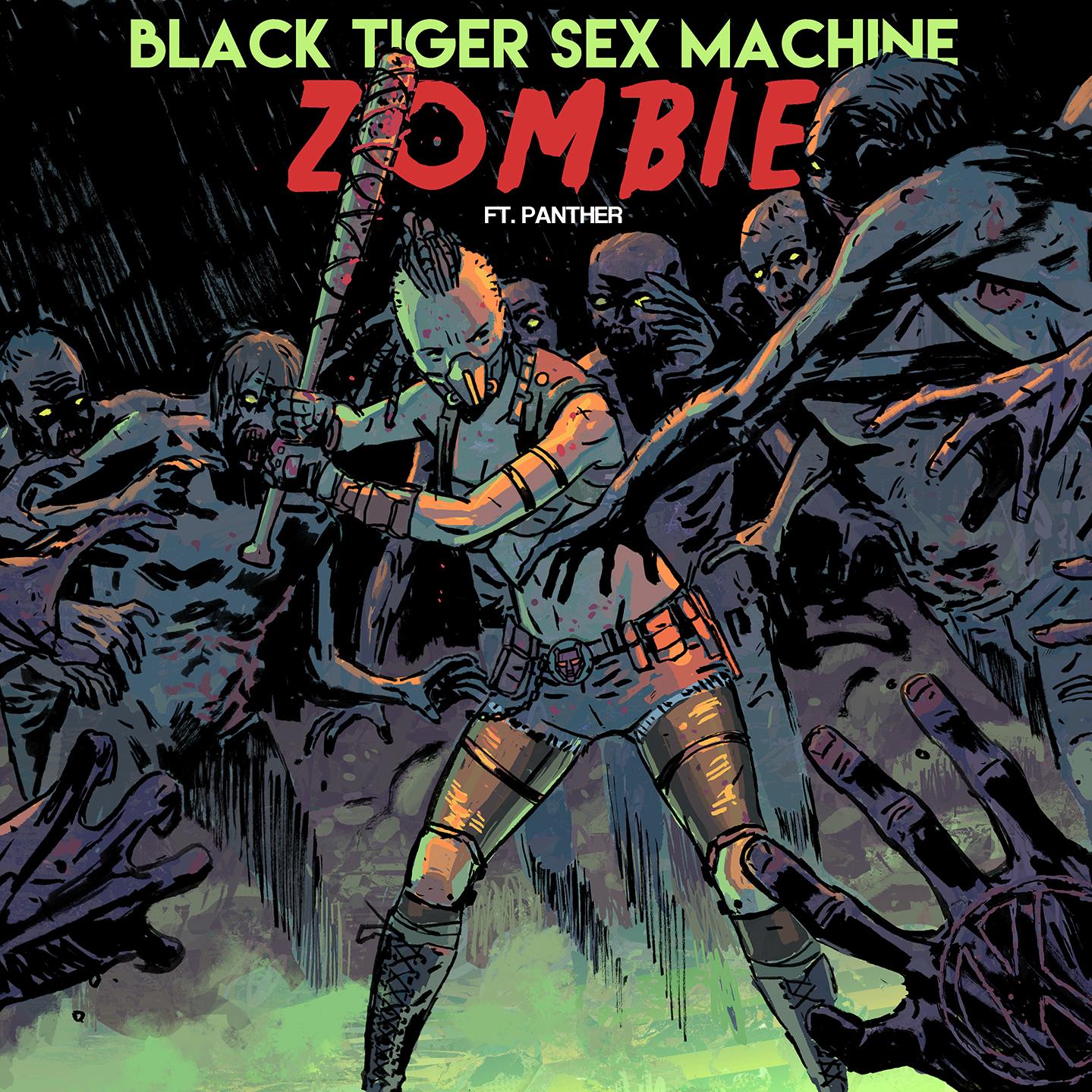 Black Tiger Sex Machine