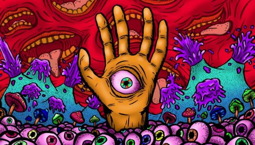 REZZ Illustrator Luis Colindres Launches Kickstarter Campaign