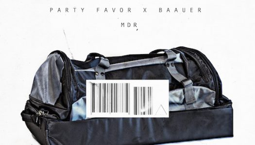"Party Favor and Baauer Drop Drum and Bass-Inspired Ditty ""MDR"""