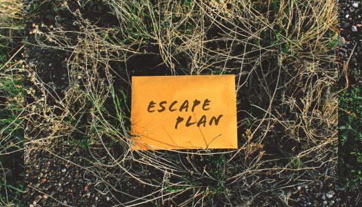 """Thoreau Shares His Genius """"Escape Plan"""""""