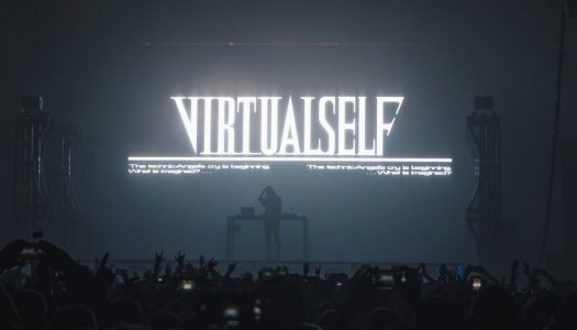 "Virtual Self Debuts New Remix for ""Ghost Voices"""
