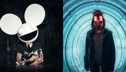 Deadmau5 Reveals REZZ Collaboration is Officially Underway
