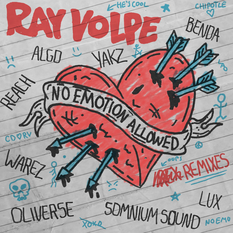 Ray Volpe NOE Remixes