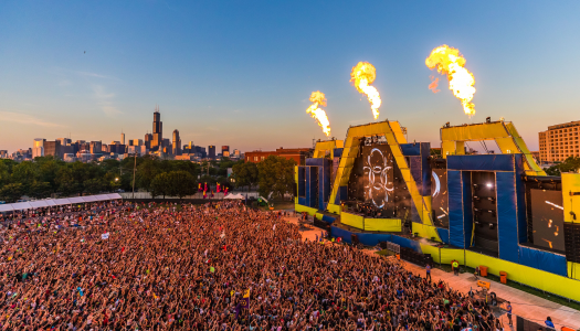 Chicago's Spring Awakening Music Festival Reveals 2018 Official After Parties: deadmau5, Seven Lions, Baauer + More