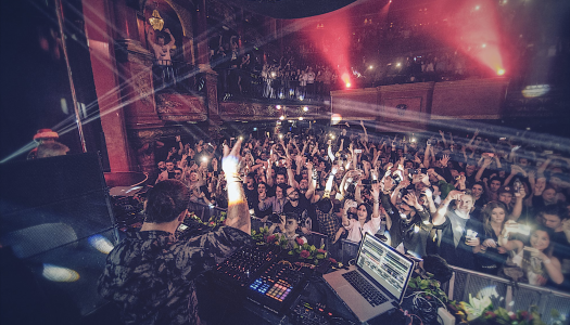 Techno DJ Goes Public About Drug Addiction