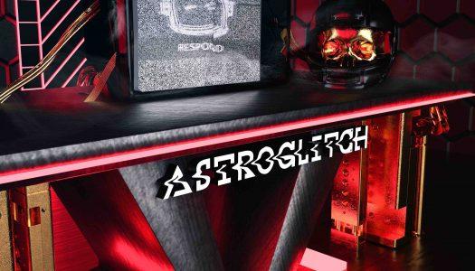"Astroglitch Drops Edgy Midtempo Track ""Respond"""