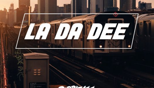 "DJ ROBBIECEE Drops Energetic Single ""LA DA DEE"""