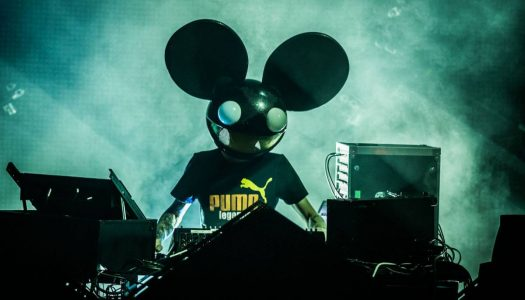 Deadmau5 Debuts New Rob Swire Collaboration [VIDEO]
