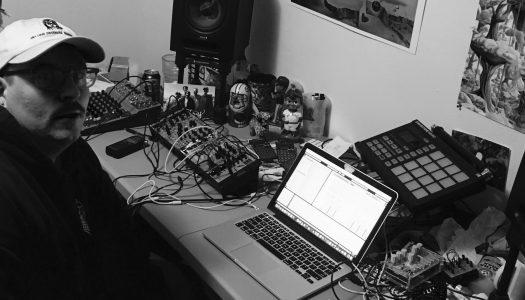 In the Studio: Noer the Boy