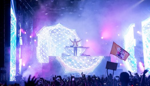 Zedd in the Park 2018 Photos