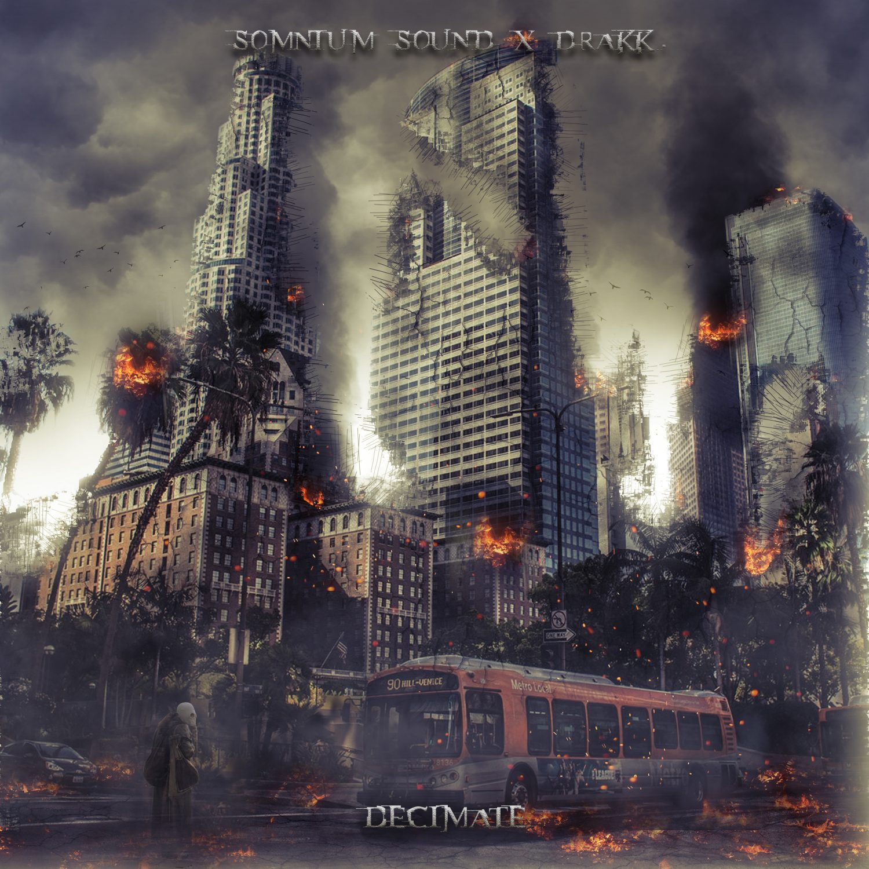 Somnium Sound DRAKK Decimate