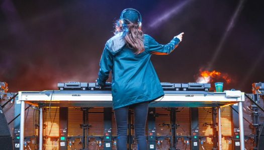 "REZZ Plays Out Brand New Track ""Magnetic Jungle"""