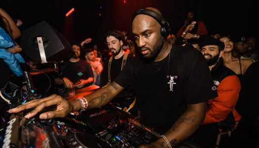 Virgil Abloh Debuts Hour-Long DJ Mix [LISTEN]