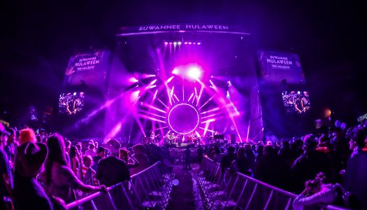 6 Must-See Artists at Suwannee Hulaween 2018
