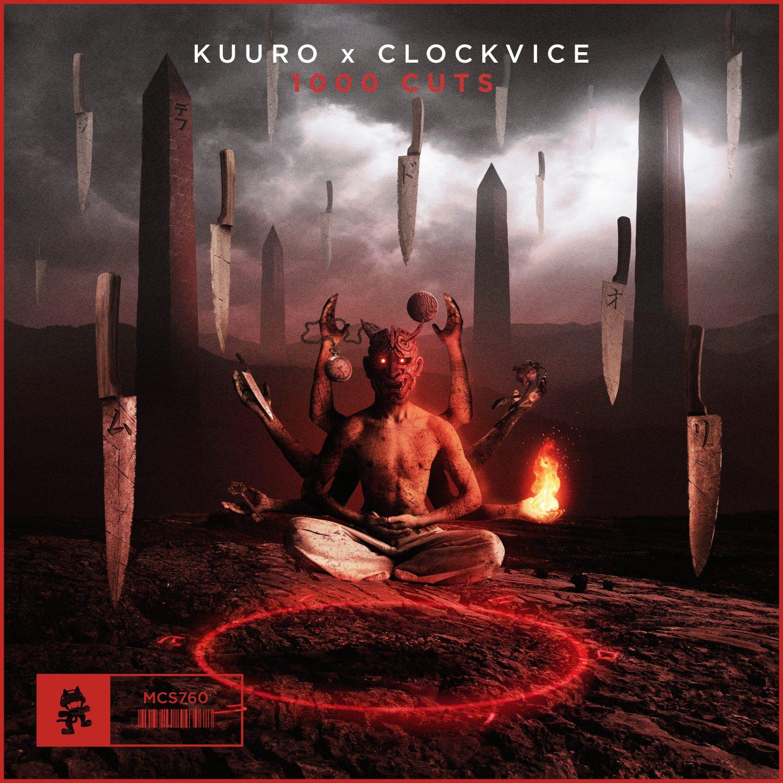 KUURO Clockvice 1000 Cuts Monstercat