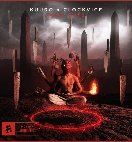 KUURO Clockvice 1000 Cuts Monstercat
