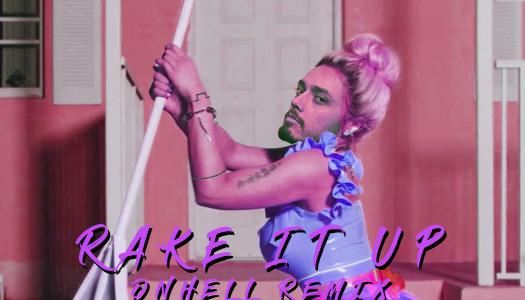 """ONHELL Drops Bass Remix of Yo Gotti's """"Rake It Up"""""""