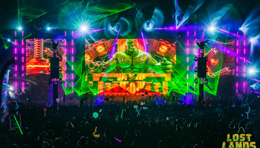 Inaugural Radiance New Year's Eve Set to Feature Excision, Zeds Dead + More