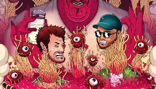 """Spag Heddy Gets Saucy on New Single """"Noodle Neck"""" ft. Rico Act"""