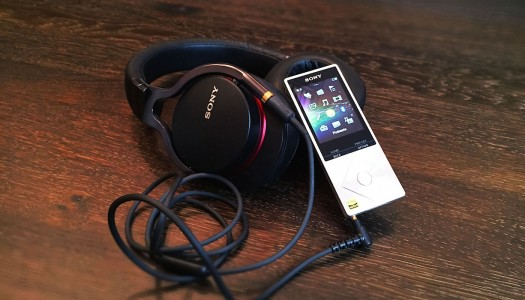 A Match Made in Heaven: The Sony Walkman NWZ-A17 and MDR-1A [Review]